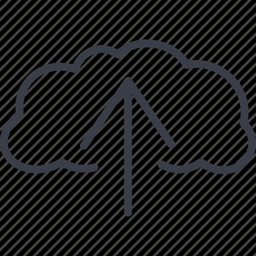 business, cloud, communication, download, network, online, web icon