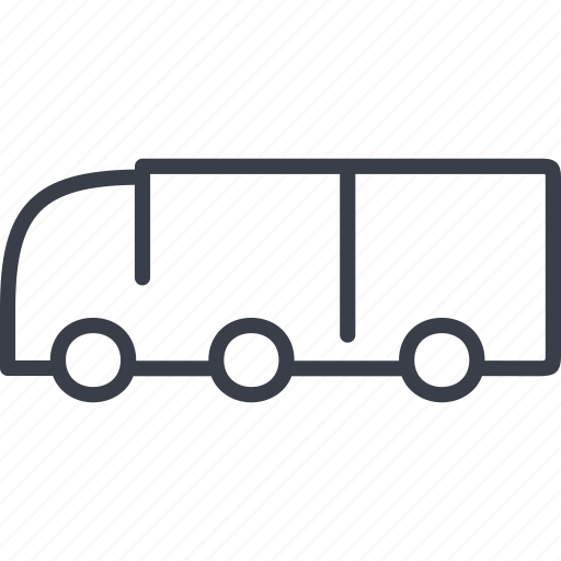 auto, business, car, delivery, track, transport, transportation icon