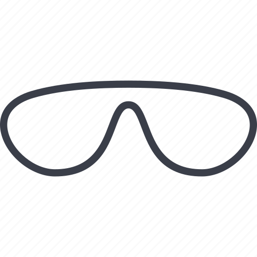 Business, sunglasses, office, glasses icon
