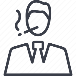 avatar, business, man, people, person, profile icon