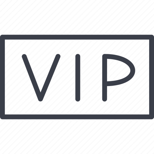 business, finance, financial, marketing, vip icon