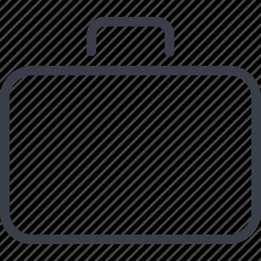 bag, business, case, suitcase icon