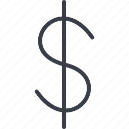 business, cash, dollar, finance, financial, money, shopping icon