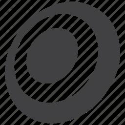 business, market, marketing, target, targeting icon