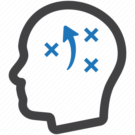 Brainstorming, efficiency, head, planning, productivity, strategy, thinking icon - Download on Iconfinder