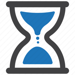 hourglass, loading, progress, time, timer, wait icon