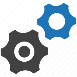 gear, gears, preferences, settings, sys, system, tools icon