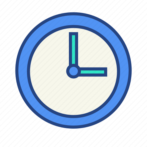 billing, clock, time, timer icon