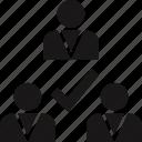 check, mark, team icon