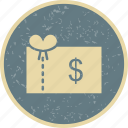 business, coupon, shopping, voucher icon