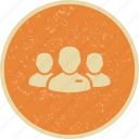group leader, leader of group, people, users icon