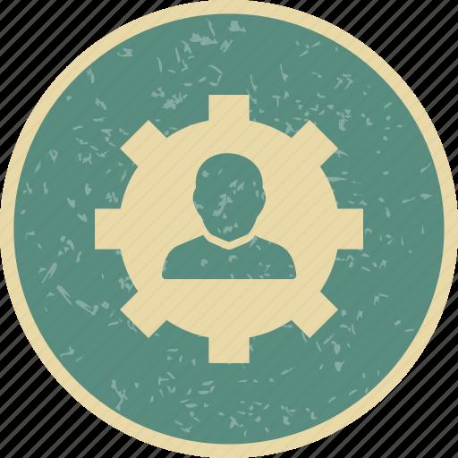 Management, user, profile icon - Download on Iconfinder