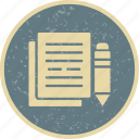 business, document, documentation, documents icon