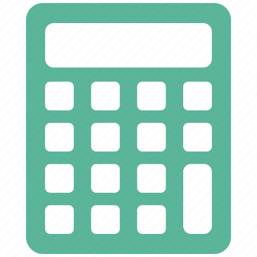 budget, calculator, math icon
