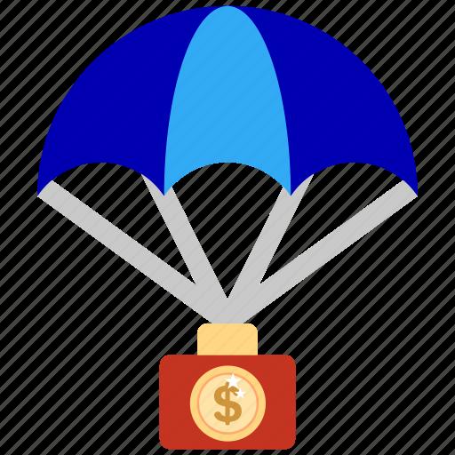 bank, business, finance, landing, marketing, office, web icon