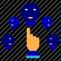 bank, business, finance, hand gesture, office, one, winner icon