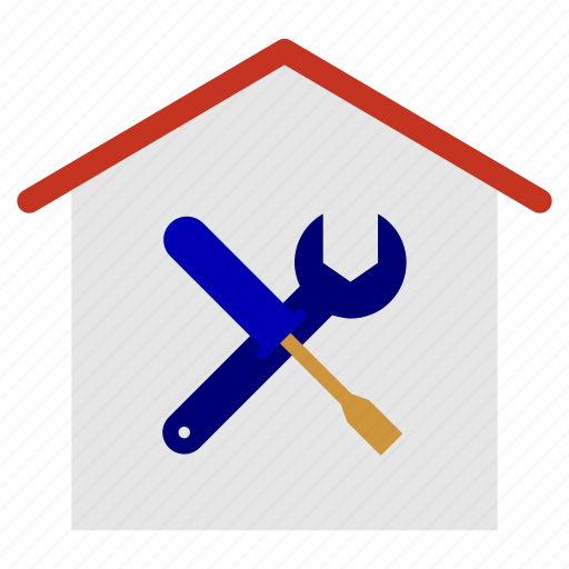 bank, business, currency, finance, office, repairing, service icon