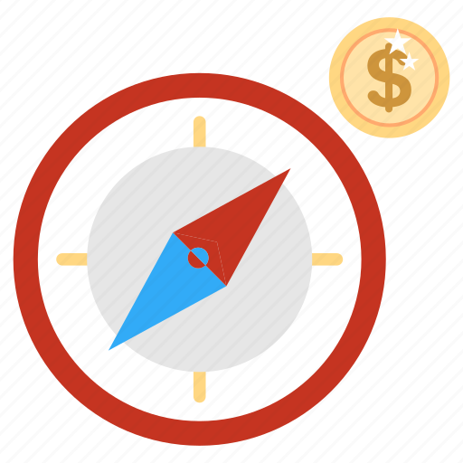 bank, business, finance, financial, marketing, office, target icon