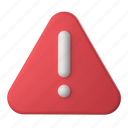 error, warning, danger, alert, notification