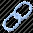 download, chain, chainlink, link, send, share, attachment, attach