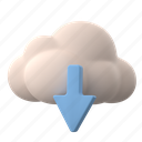 download, storage, cloud, store, save, transfer, receive, load