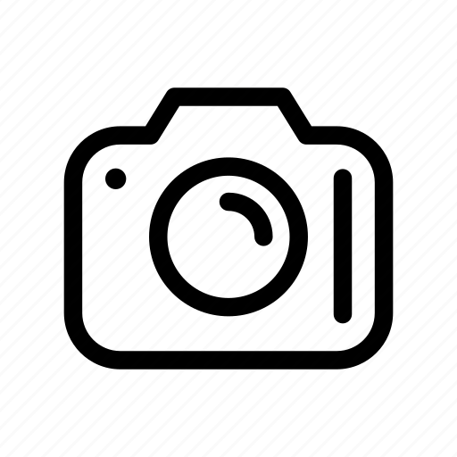 business, cam, camera, collection, outlines, photo, photography icon