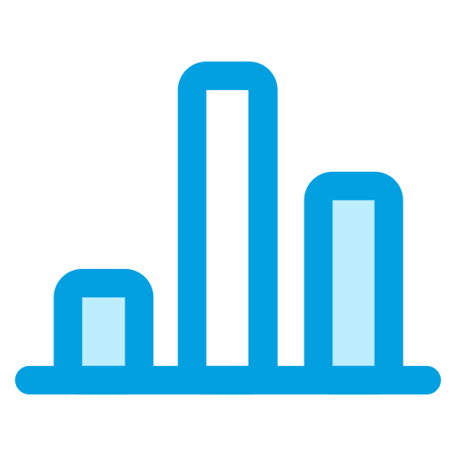 analytic, business, finance, money, office, profit icon