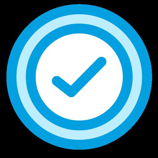 checklist, marketing, pointer, target icon