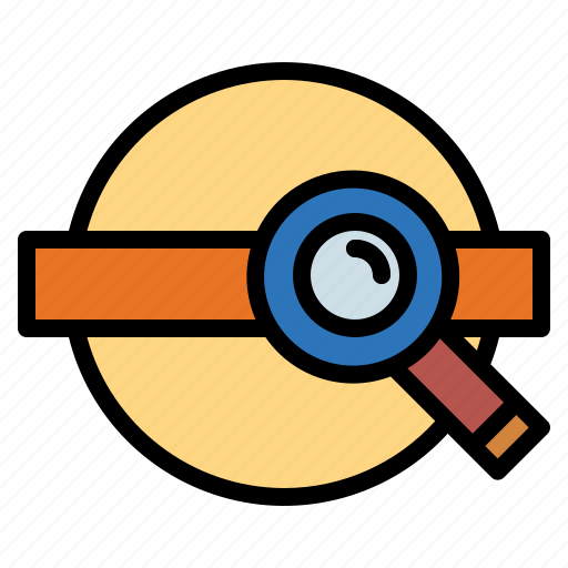 miscellaneous, search, tools, zoom icon