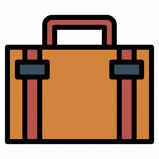 Briefcase, business, portfolio, suitcase icon - Download on Iconfinder