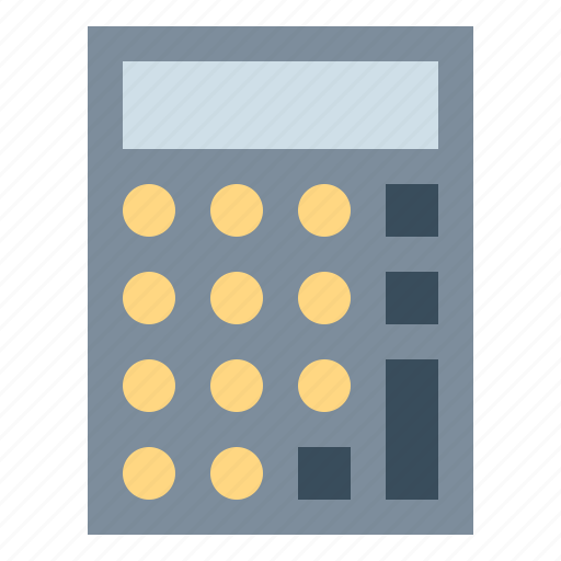 Business, calculator, maths, technology icon - Download on Iconfinder