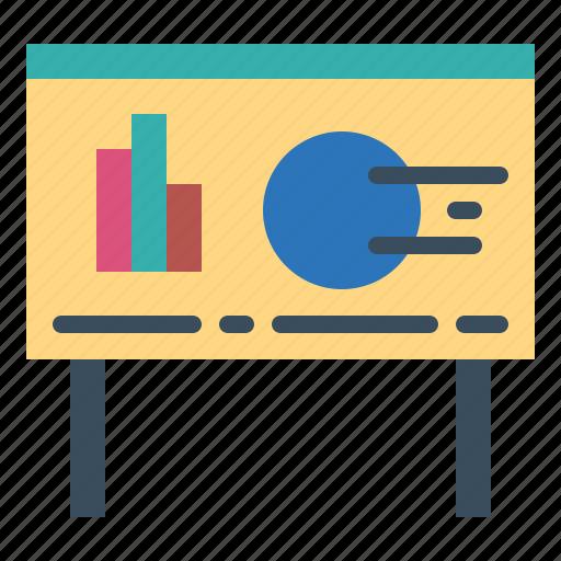 Business, financial, presentation, statistics icon - Download on Iconfinder