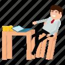 business, businessman, e-commerce, freelancer, freelancing, man icon
