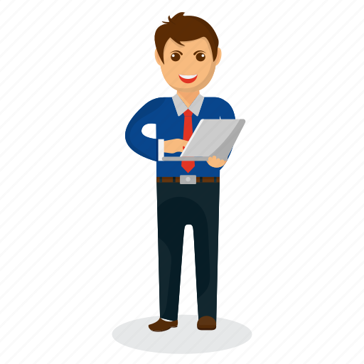 business professional, businessman mascot, cartoon character, policy maker, successful businessman icon