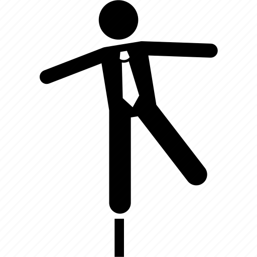 balance, balancing, risk, risky icon