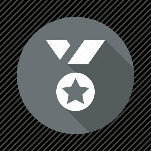 Medal, award, prize, star, winner icon - Download on Iconfinder