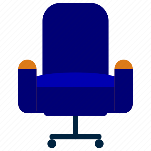 bussines, bussines icon, chair, couch, office, office icon, seat icon