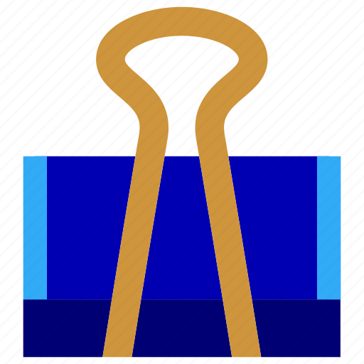 brace, bussines, bussines icon, clamp, clip, office, office icon icon