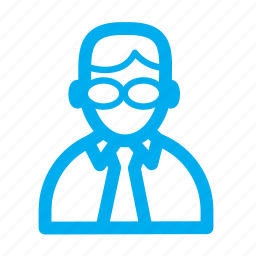 .svg, boss, c.e.o., guy, man, manager, office icon