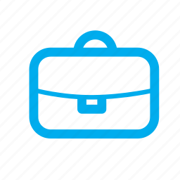 .svg, bag, briefcase, document, important, inside, office icon