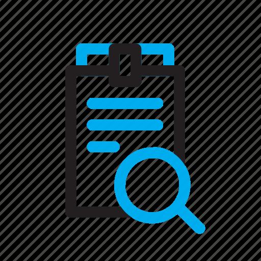data, document, file, find, search icon
