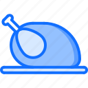 butcher, chicken, duck, food, meat, shop, turkey icon
