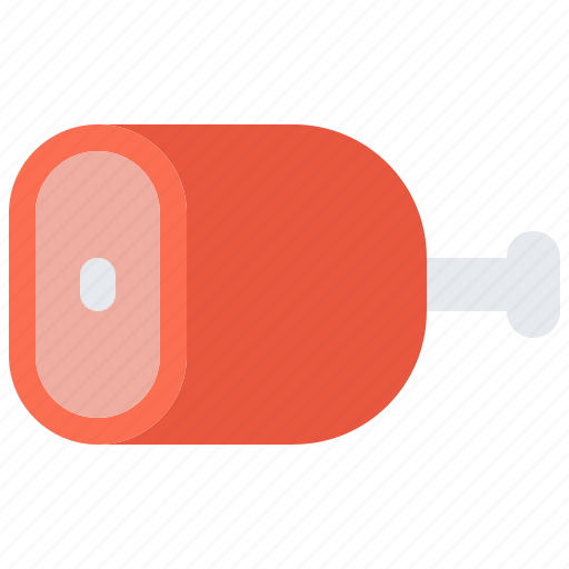 Bone, butcher, food, gammon, ham, meat, shop icon - Download on Iconfinder