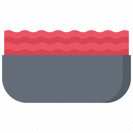 Butcher, food, meat, minced, plate, shop icon - Download on Iconfinder