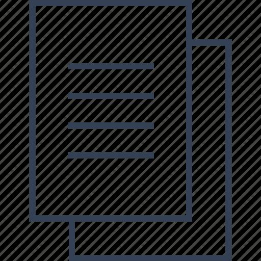button, file, text icon