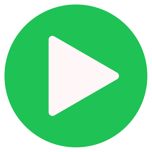 button, control, multimedia, music, play, video icon