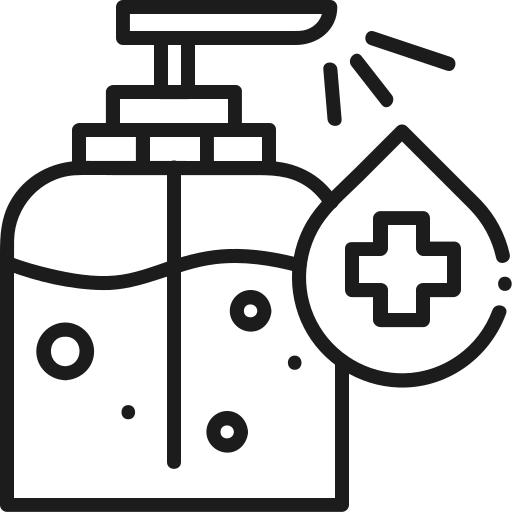 Corona, coronavirus, covid, covid19, desinfectant icon - Free download
