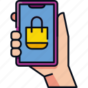 ecommerce, iot, online shopping, shopping, smart market, smart shopping, technology