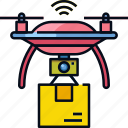 delivery, drone, drone delivery, drone shipment, iot, shipping, technology