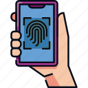 biometric fingerprint, fingerprint, fingerprint scan, scan, security